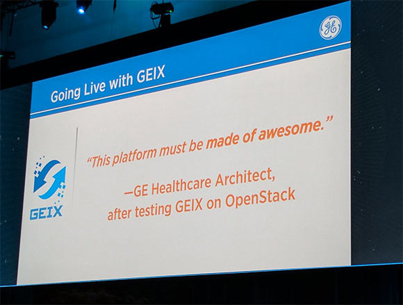 OpenStack Ansible General Electric