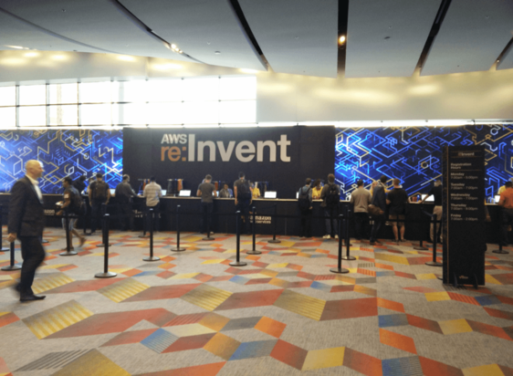 Amazon Re:invent 2015